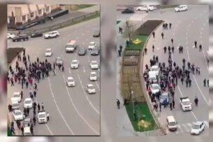 В центре Ташкента толпа пыталась избить двух человек за то, что они якобы принадлежали к ЛГБТ-сообществу
