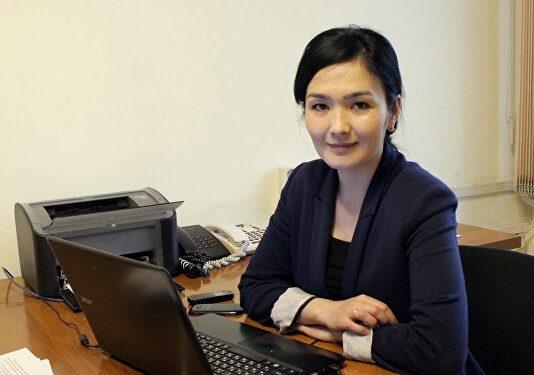 Толкун Камчыбекова назначена главой пресс-службы правительства Кыргызстана