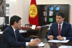 Правительство Кыргызстана должно перейти на новый уровень взаимодействия с органами МСУ — Улукбек Марипов