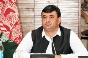 Афганский политик, подозреваемый в контрабанде золота через Таджикистан, лишился поста вице-спикера