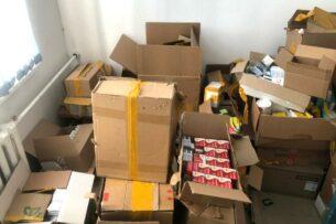 Крупную партию лекарств пытались провезти из Казахстана в Кыргызстан. Оформили как запчасти для трактора