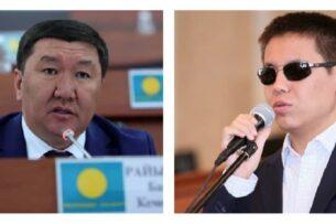 Депутаты Дастан Бекешев и Бактыбек Райымкулов обругали друг друга на заседании Жогорку Кенеша. Выражались нецензурно