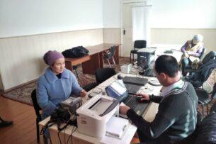 ГРС планирует собрать биометрические данные у более 300 тысяч кыргызстанцев