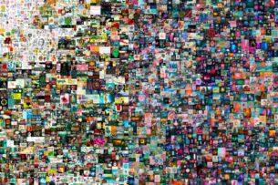 На аукционе продали цифровую картину почти за $70 миллионов