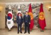 Спикеры парламентов Кыргызстана и Южной Кореи обсудили вопросы двустороннего сотрудничества