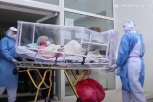 104-летняя женщина дважды вылечилась от COVID-19