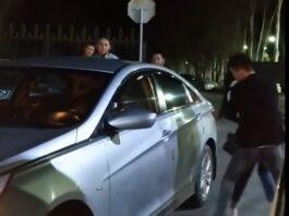 Милиция установила обстоятельства инцидента, произошедшего на парковке аэропорта «Манас»