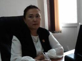 В Генпрокуратуру поступило ещё одно заявление на племянницу Сооронбая Жээнбекова
