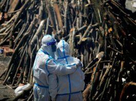 Индийский штамм коронавируса опаснее из-за «быстрой консолидации» поражения легких — биолог