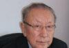 Ушел из жизни известный ученый, профессор КРСУ Аскар Какеев