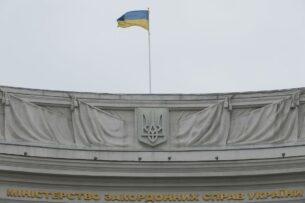 Украина высылает старшего дипломата посольства России в Киеве