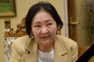 Скончалась вдова Чингиза Айтматова — Мария Айтматова