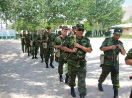 Обстановка на кыргызско-таджикской границе стабильная. Саперы обезвреживают неразорвавшиеся снаряды