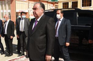 Эмомали Рахмон: Вопрос обмена Воруха никогда не обсуждался и никогда не будет обсуждаться