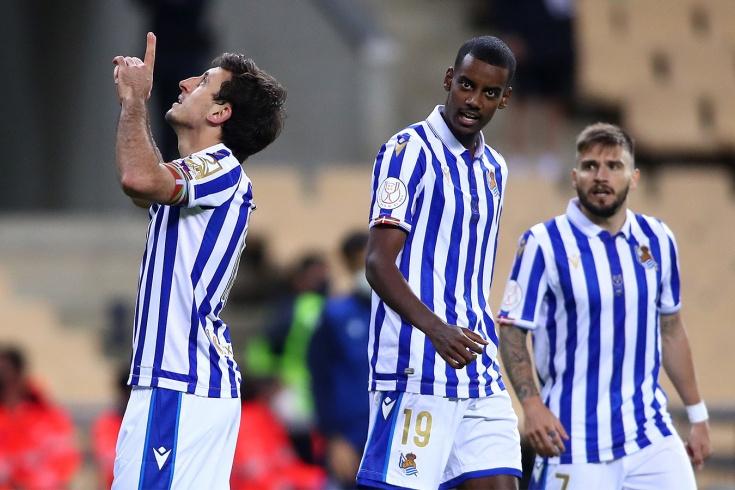 Перенесённый финал: «Реал Сосьедад» обыграл «Атлетик» и завоевал Кубок Испании сезона-2019/2020