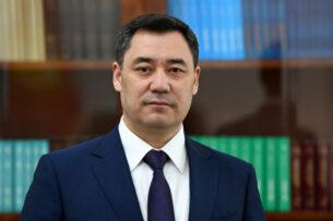 Садыр Жапаров поздравил с праздником Орозо айт