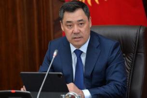 Садыр Жапаров призвал членов Совета по отбору судей работать с чистой совестью