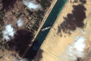 Египет потребует $1 млрд компенсации после затора в Суэцком канале