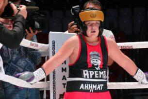 «Удар пришелся в глаз». Кадыров ответил на критику поединка своего сына