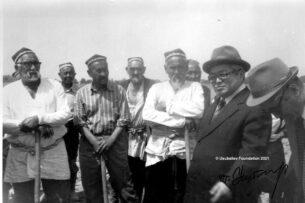 Что писал руководитель Советской Киргизии Турдакун Усубалиев о Кемпир-Абадском водохранилище
