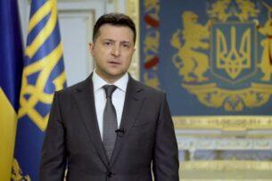 Зеленский предложил Путину встретиться «в любой точке Донбасса, где идет война» (видео)