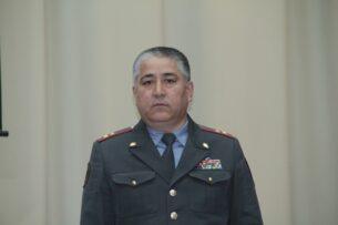 Заместителем министра внутренних дел Кыргызстана назначен Нурбек Абдиев