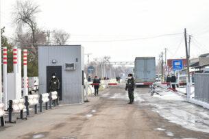 Погранслужба Кыргызстана рассказала о ситуации на КПП «Чалдыбар-автодорожный»