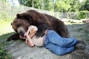 Две истории, когда медведи прожили с людьми душа в душу всю жизнь и до самого конца