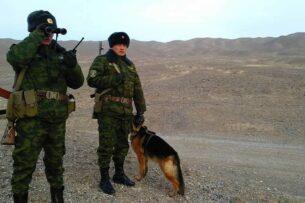 Пограничники Кыргызстана пресекли незаконный провоз контрабанды на 2,9 млн сомов