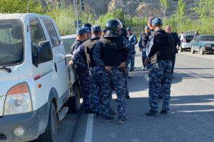 На кыргызско-таджикской границе задержаны по три гражданина двух стран