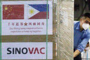 В Китае впервые признали недостаточную эффективность своих вакцин