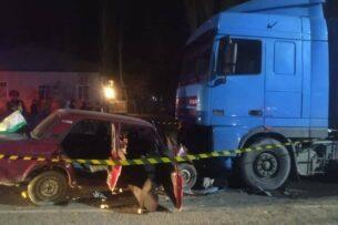 В Оше во время ДТП погибли подозреваемые в разбое