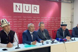 В Оше пять партий обвиняют «Ата-Журт Кыргызстан» в использовании админресурса