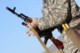 В Кыргызстане солдат  случайно выстрелил в своего однополчанина. Они охраняли Каскад Токтогульских ГЭС