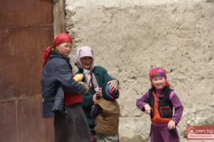 Кыргызов в Жерге-Тальском районе депортируют из Таджикистана — СМИ