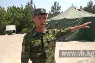 Они вели огонь из минометов и БТР,  после этого пошла пехота — Начальник погранзаставы Кыргызстана о нападении военных Таджикистана