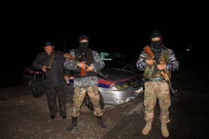МВД Кыргызстан: Ситуация во всех районах и селах Баткенской области стабильная