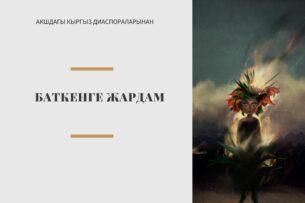 Кыргызская диаспора в США продолжает сбор финансовых средств для оказания помощи пострадавшим в Баткенской области