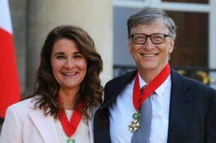 Билл Гейтс разводится с женой. Они решили завершить брак