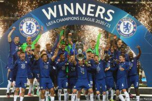«Челси» выиграл в Лиге чемпионов УЕФА