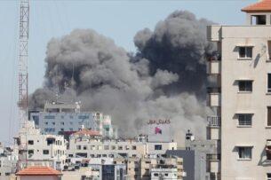Израильско-палестинский конфликт: Израильская авиация уничтожила в Газе здание с офисами Associated Press и «Аль-Джазиры»
