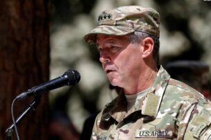 Американский генерал предостерег талибов от нападений на силы коалиции в Афганистане
