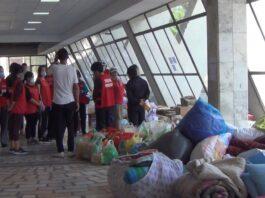Мэрии и айыл окмоту продолжают оказывать помощь пострадавшим в Баткенской области