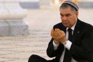 Туркменским чиновникам велено побрить голову и носить тюбетейку до сороковин отца президента