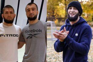 Брат Хабиба и чеченский боец Хамзат Чимаев поссорились в Сети. Нурмагомедов завуалированно ответил Рамзану Кадырову