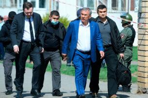 Президент Татарстана уточнил данные по погибшим в школе в Казани