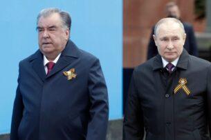 Призрак повешенного Наджибуллы пригнал Рахмона в Кремль в День Победы — СМИ России