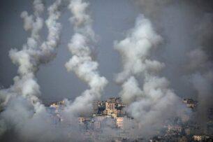 Израиль и Палестина обменялись ракетными ударами. Палестинская сторона заявила о «варварском нападении»