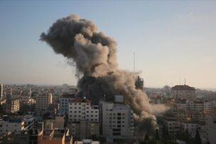 Война между Израилем и ХАМАС: число жертв растет, начались ожесточенные столкновения с участием израильских арабов