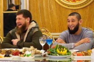 Зачем главе Чечни спортсмен UFC Чимаев?